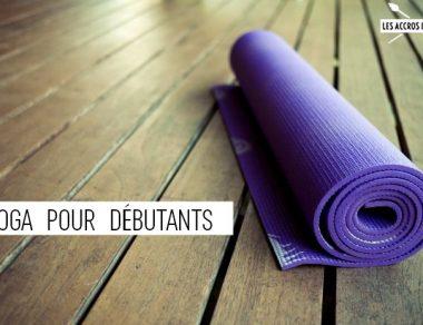 Les bases du yoga et 4 erreurs courantes