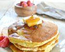 Recettes de pancakes à la farine de noix de coco