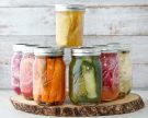 Comment faire un pickles de n'importe quel légume en 24 heures