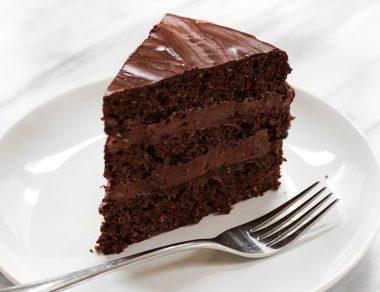 Voici le gâteau au chocolat sans gluten dont vous avez toujours rêvé