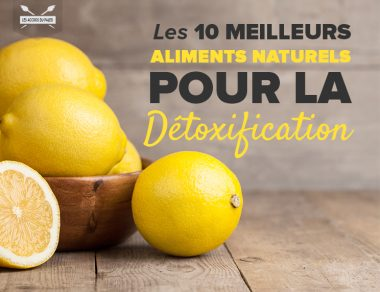 Les 10 meilleurs aliments naturels pour la détoxification