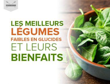 Les meilleurs légumes faibles en glucides et leurs bienfaits